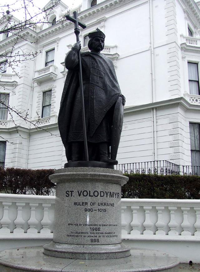 Памятник киевскому князю Владимиру начали устанавливать в центре Москвы - Цензор.НЕТ 9971
